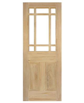 Victorian Pitch Pine Vestibule Unglazed Internal Door  sc 1 th 248 & Victorian Pitch Pine Vestibule Unglazed Internal Door u2013 Early Doors Ltd