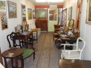 Workshop at Art & Antiques, Muggeridge Farm, Battlesbridge, Essex